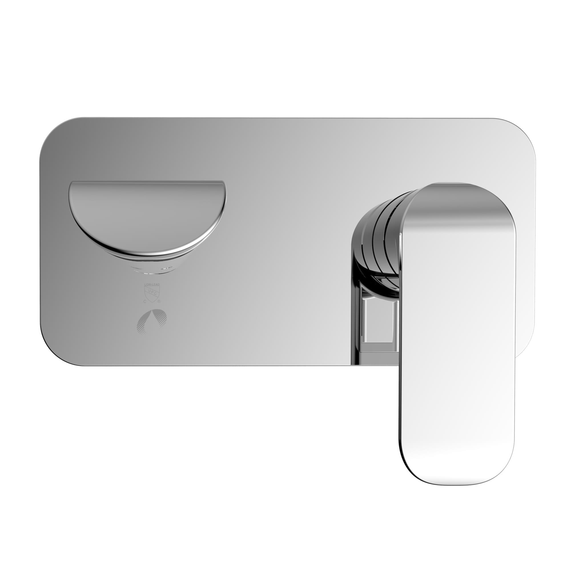 Robinet pour lavabo de salle de bain installation murale for Robinet pour lavabo salle de bain