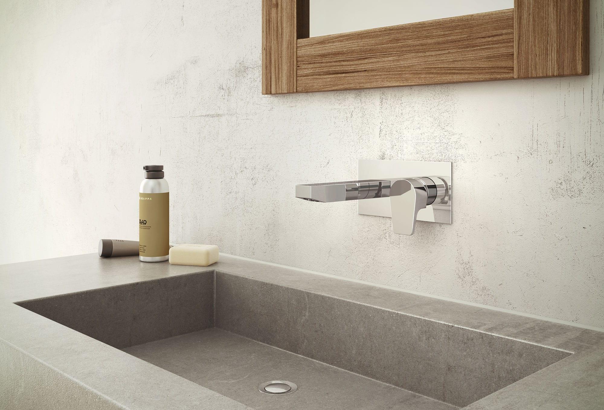 Robinet pour lavabo de salle de bain installation for Installer lavabo salle de bain