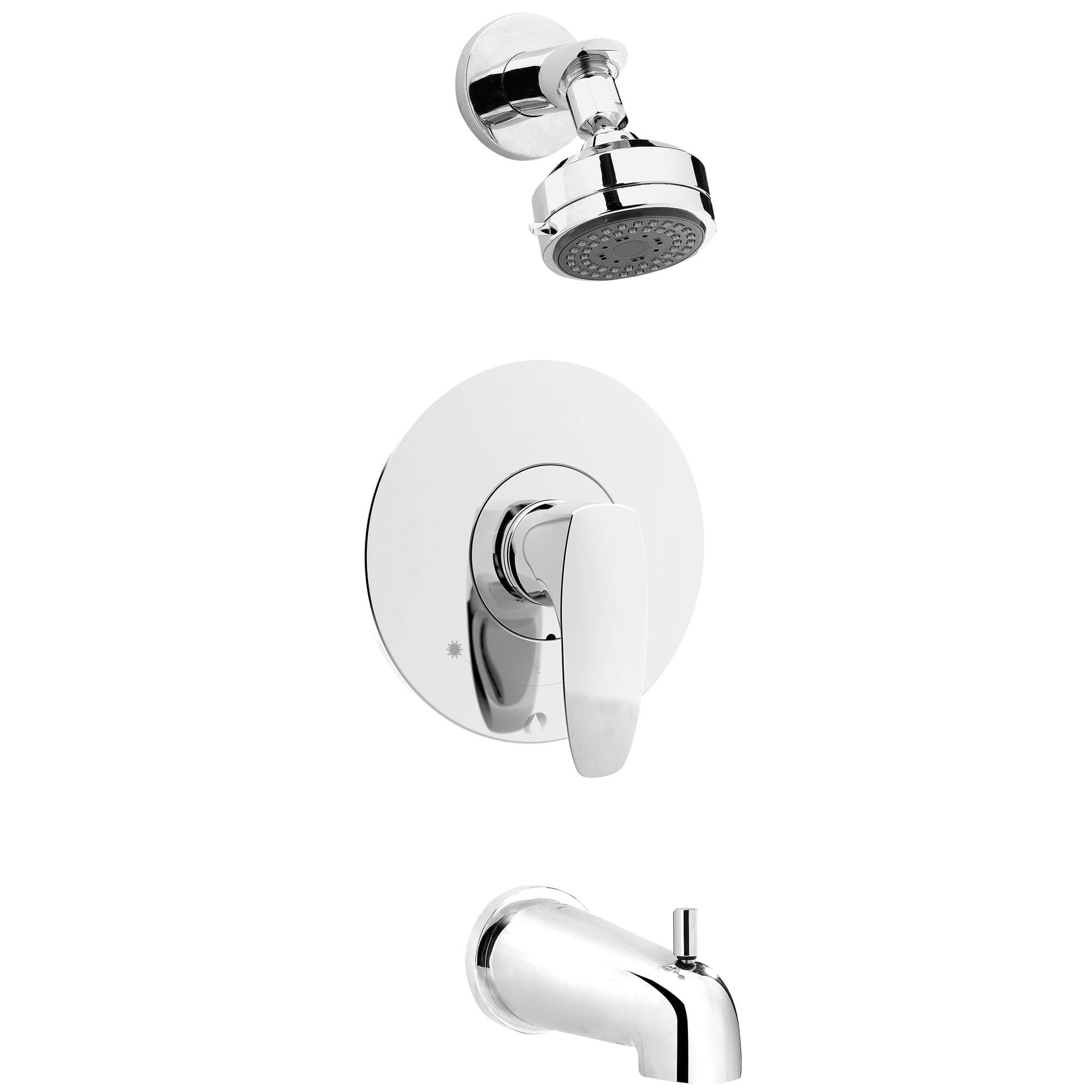 Bathtub Shower Faucet Trim For Pressure Balanced Valve With