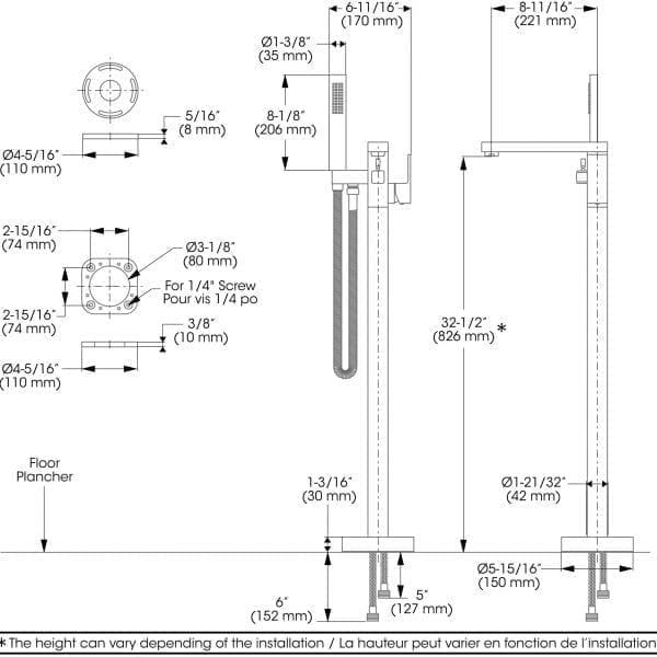 TD_AXO45CP.jpg - Vue technique