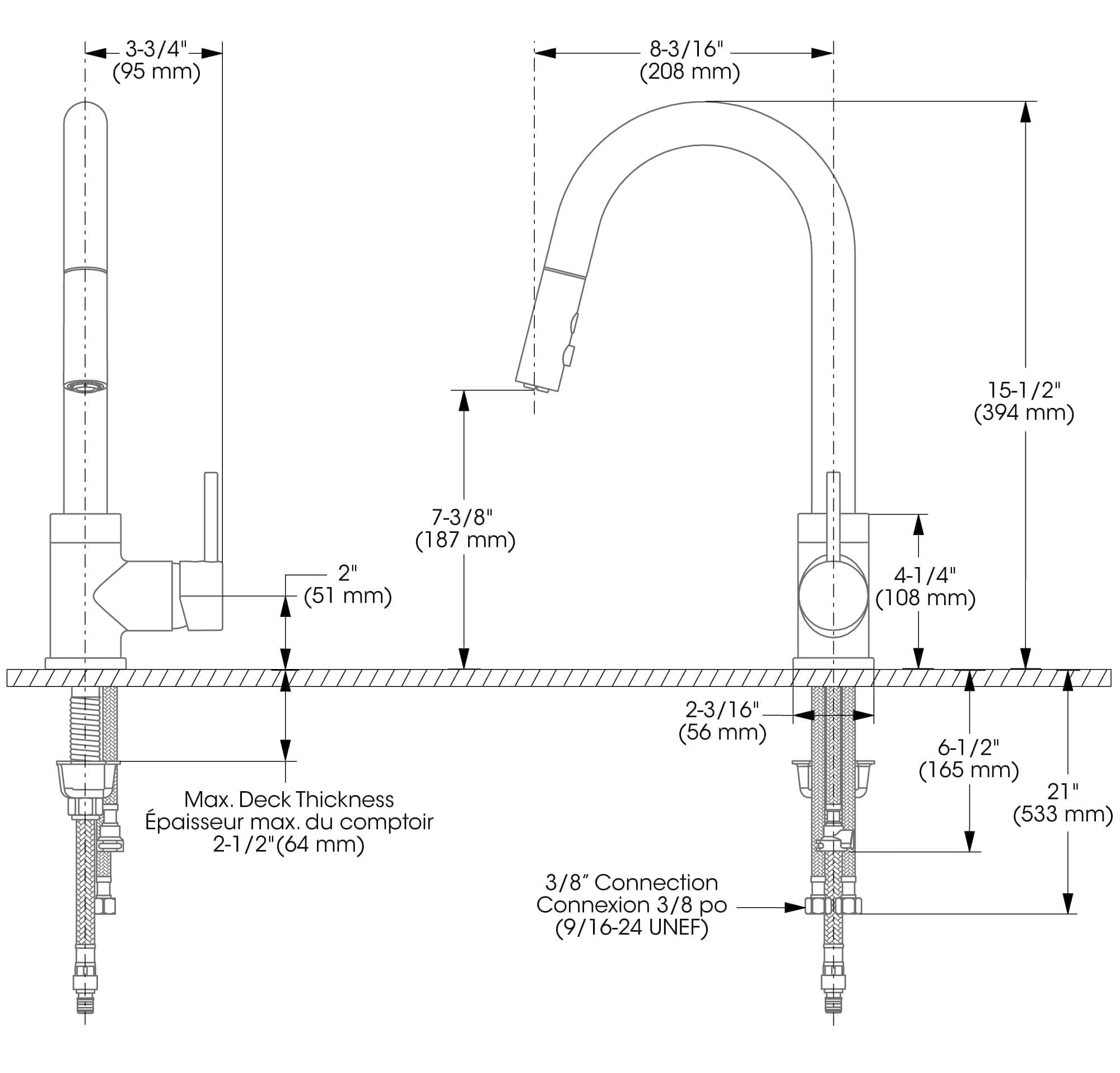 Ada Sink Faucet Reach - Sink Ideas
